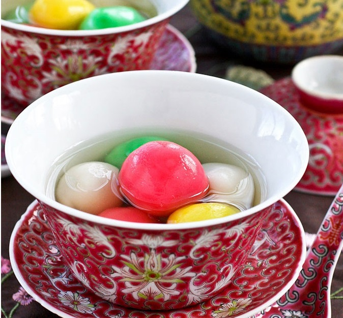 Winter Solstice Festival : Chinese The Signature Dessert – Tang Yuen