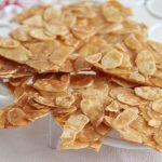 Almond Florentine Brittle